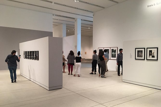 Gallery view of photography from the permanent collection.