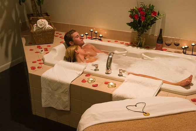 60 min Couple's Massage to choose and 30 min Floral Bath