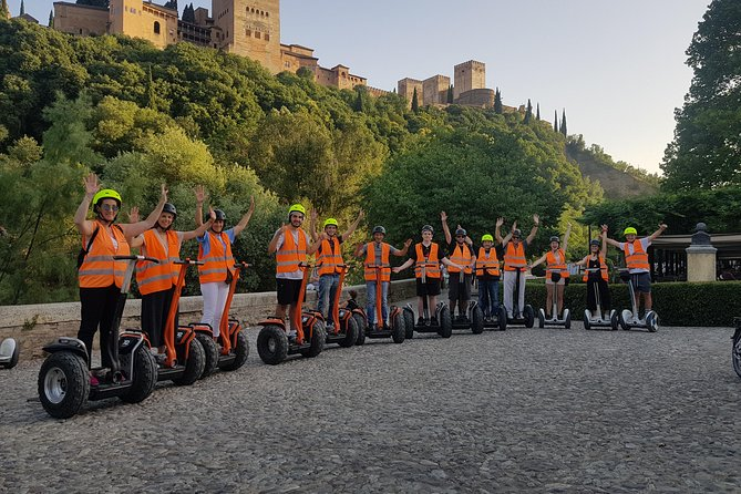 Granada Segway Tour to Albaicin and Sacromonte photo 10