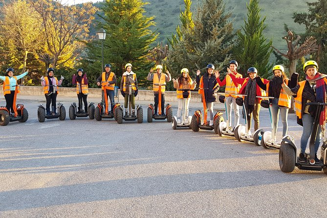 Granada Segway Tour to Albaicin and Sacromonte photo 2