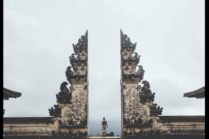 Gate Of Heaven And Bali Swing