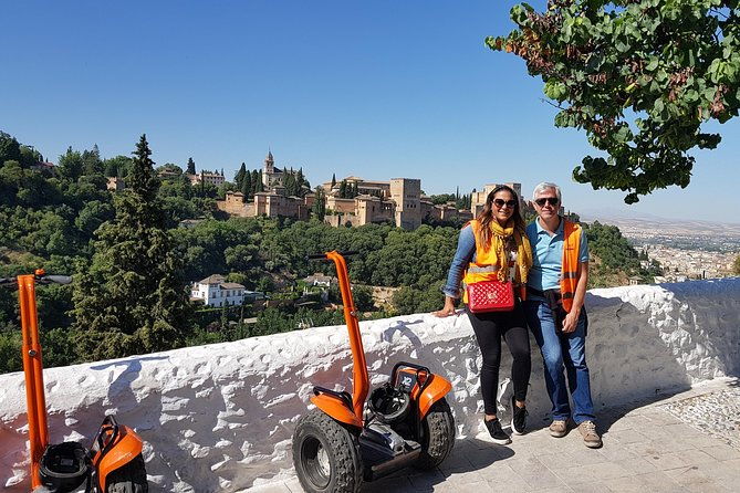 Granada Segway Tour to Albaicin and Sacromonte photo 8