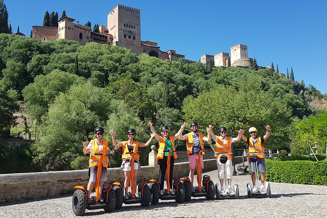 Granada Segway Tour to Albaicin and Sacromonte photo 4