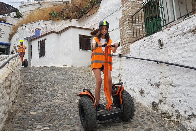 Granada Segway Tour to Albaicin and Sacromonte photo 7