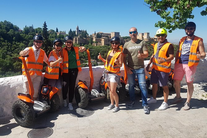 Granada Segway Tour to Albaicin and Sacromonte photo 1