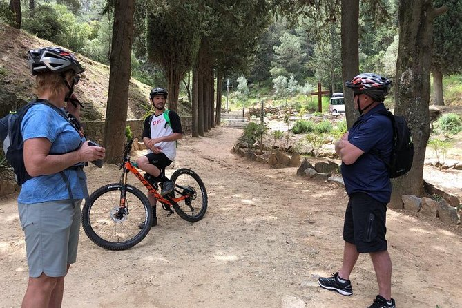 Ymittos Bike Safari (15min from town center). FREE TRANSFER to the trails photo 21