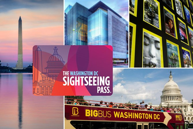 The Washington DC Sightseeing Flex Pass: Capital Savings at 15+ Attractions