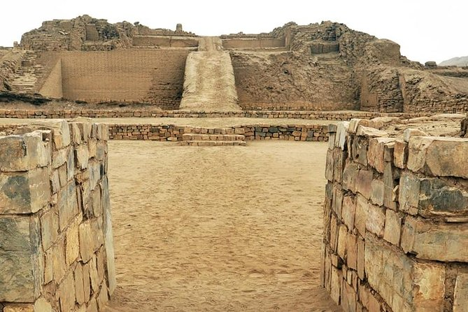 Half Day Sacred Citadel of Pachacamac Tour