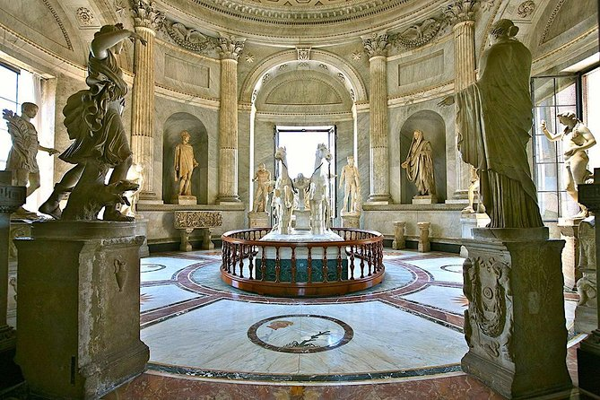 Skip-the-line The Vatican, Sistine Chapel & St Peters Guided Tour - Private Tour