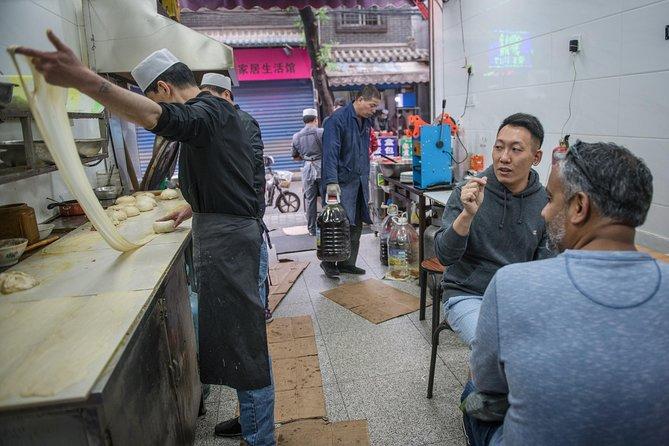 Tour de Xi'an por la noche por TukTuk
