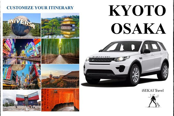 2018 Land Rover Discovery Sport: Expectations, Changes >> Kyoto Osaka By Land Rover Discovery Sport 2018 Customize Your Itinerary