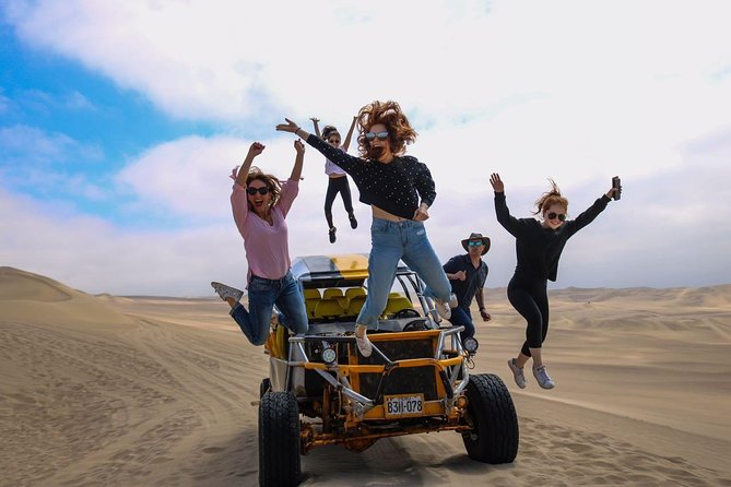 Private Ballestas Islands & Dune Buggy with Sandboarding in Huacachina Oasis