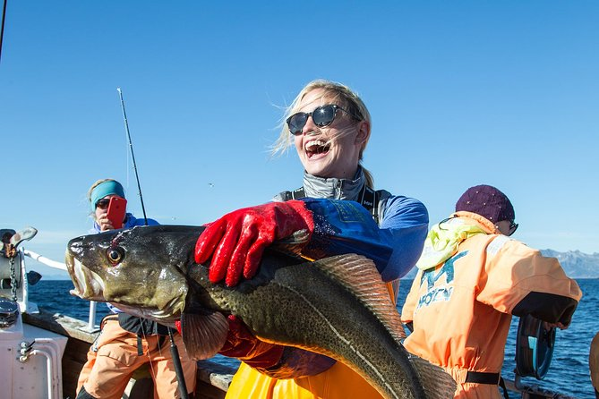 Fishing Trip on MS Symra