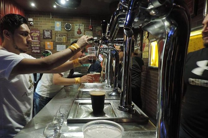 Included: Quito Craft Beer Tasting at Abysmo Brewery