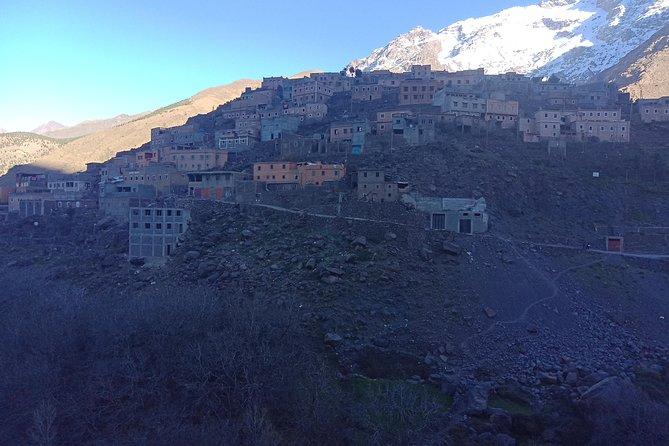 Atlas mountain day trip,from Marrakech