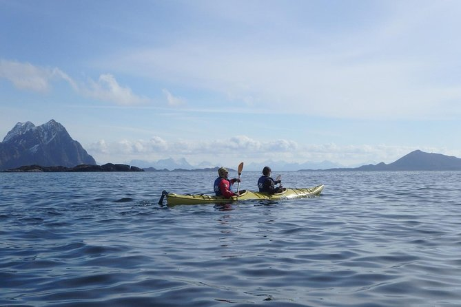 Steady double kayaks