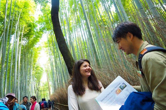 Kyoto Arashiyama Insider Walking Tour