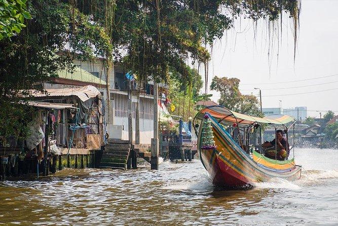Exploring Bangkok Canals