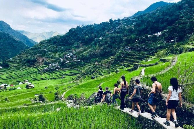 8 Days North Luzon PRIVATE TOUR Mt.Pinatubo,Banaue,Batad, Sagada,Vigan,Pagudpud