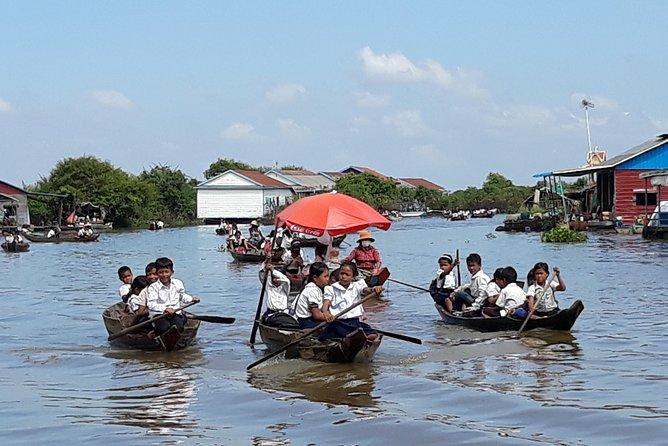 Tonle Sap Lake Secret Exploring Tours