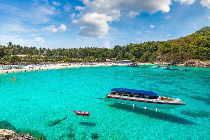 Raya Island (Ko Racha Yai) Speedboat Tour (Phuket) – Full Day