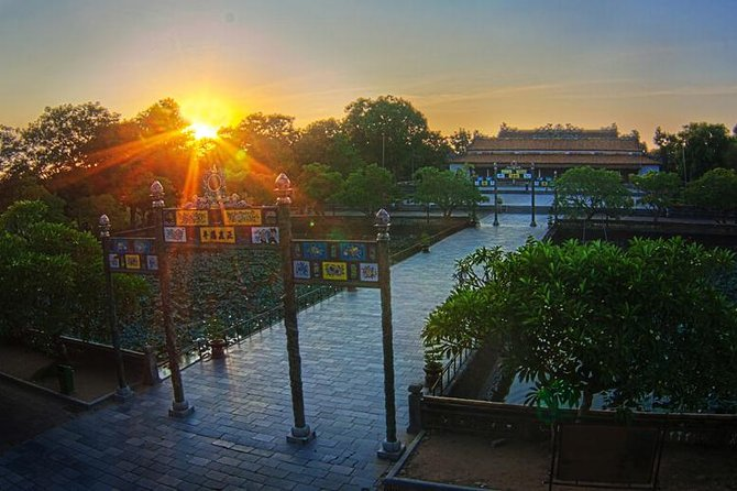Group Tour: Visit Hue Imperial From Da Nang - Full Day Trip