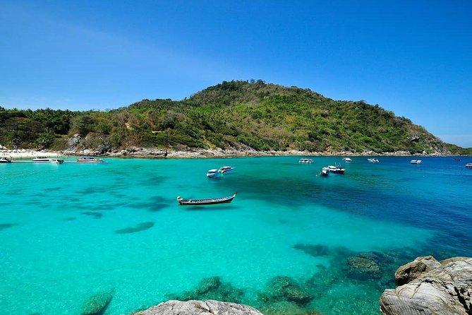 Raya Island (Ko Racha Yai) & Coral Island Speedboat Tour (Phuket) – Full Day