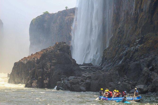 Full Day: Zambezi Whitewater Rafting 1-25