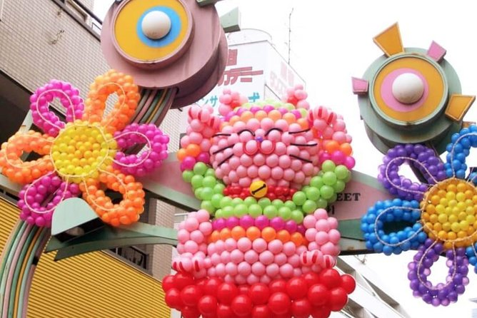Kawaii Food Tour of Harajuku and Omotesando in Tokyo