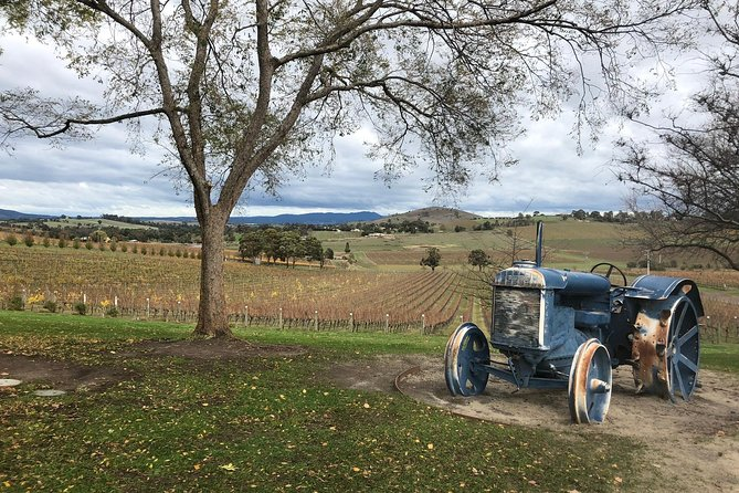Private Wine Tours from Melbourne (price/group not per person)