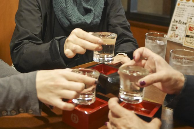 Kyoto Sake Brewery Tour with Lunch