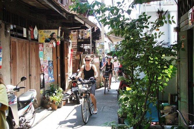 Cycling in Bangkok (3 hrs)
