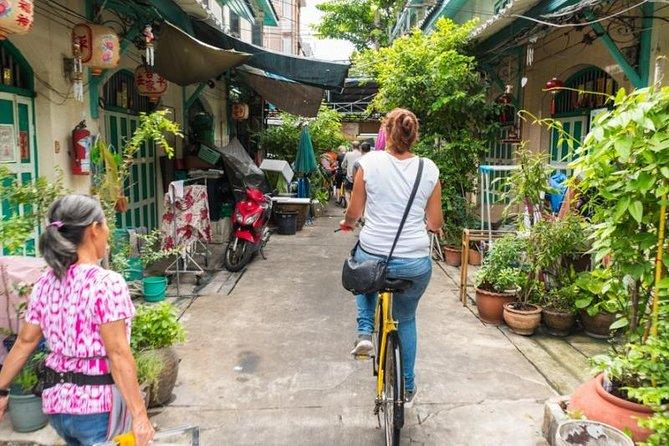 Cycling in Bangkok (5 hrs)