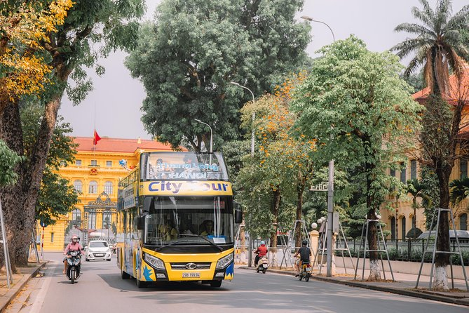Hanoi Hop-On Hop-Off Bus: 24-Hour Sightseeing Tour Pass photo 7