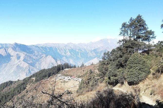 Kathmandu Chisapani Nagarkot Hiking Tour