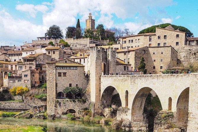 Girona and Besalú Half Day Trip