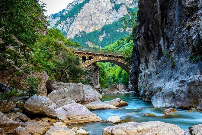 Excursion to Peja and the Rugova Gorge