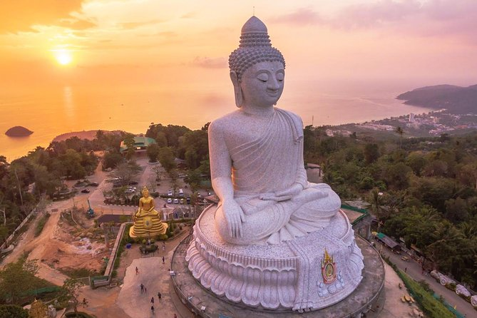 Half Day Phuket City Tour with Big Buddha & Chalong Temple