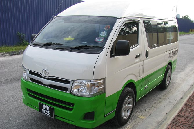 Private Airport Transfer by 7 Seater Van : To and from Kuala Lumpur