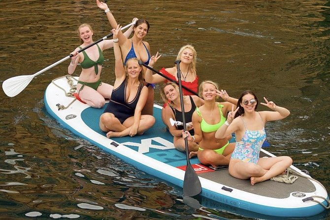 Ultimate all in boat trip-SUP-Kayak-Snorkeling-drinks-fun SUNSET