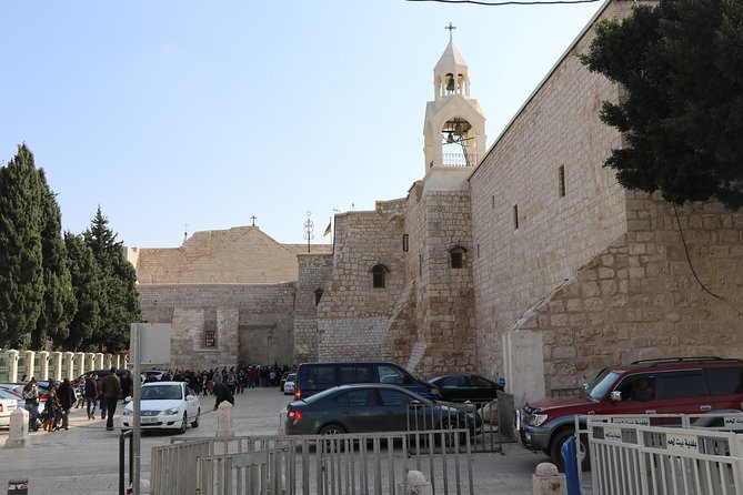 West-Bank Christian Full Day Tour