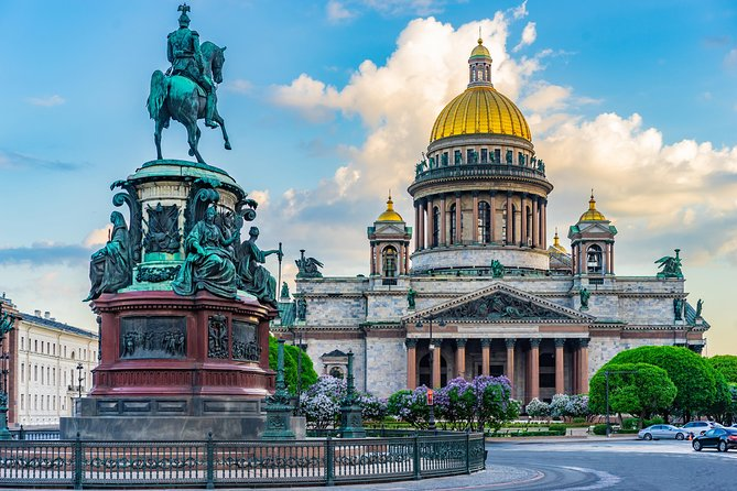 Best of St. Petersburg - 2-day Dream Tour