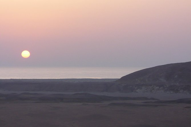 Morning Quad Bike Bedouin Village