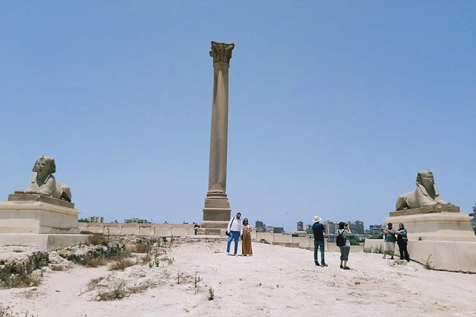 Alexandria private day tour from Cairo