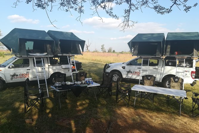 4x4 Self drive Safari through Southern Africa