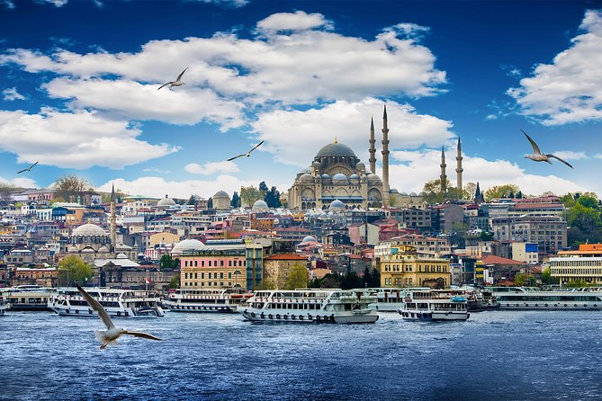 CLASSIC OLD CITY TOUR BY MR.ISTANBUL 1-2 or 3 days (Max : 10 people)