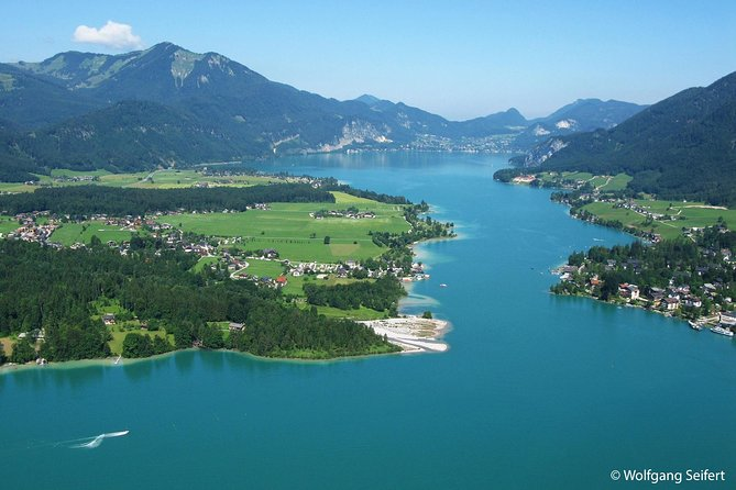 Austrian Lakes and Mountains Half-Day Tour from Salzburg