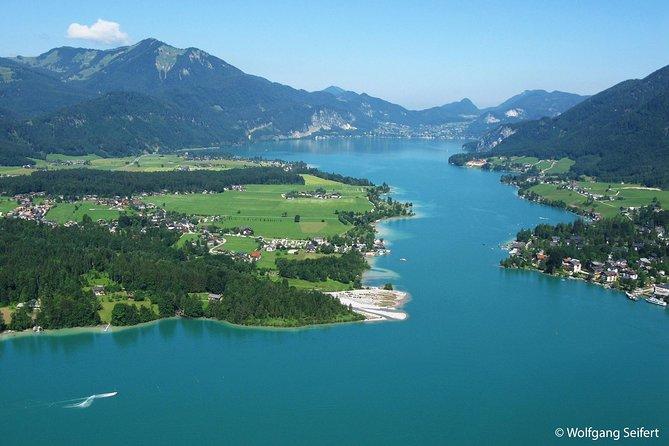 Privat tur: østrigske søer og bjerge tur fra Salzburg