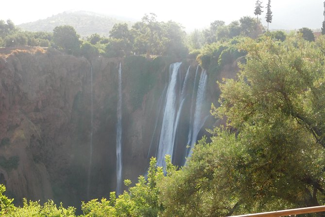 One Day Trip Toward Ouzoud Falls From Marrakesh