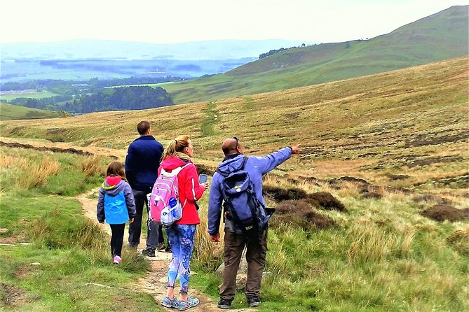 Half-Day Walking Tour in Edinburgh - Hill & Nature Walk ~ Discover real Beauty!